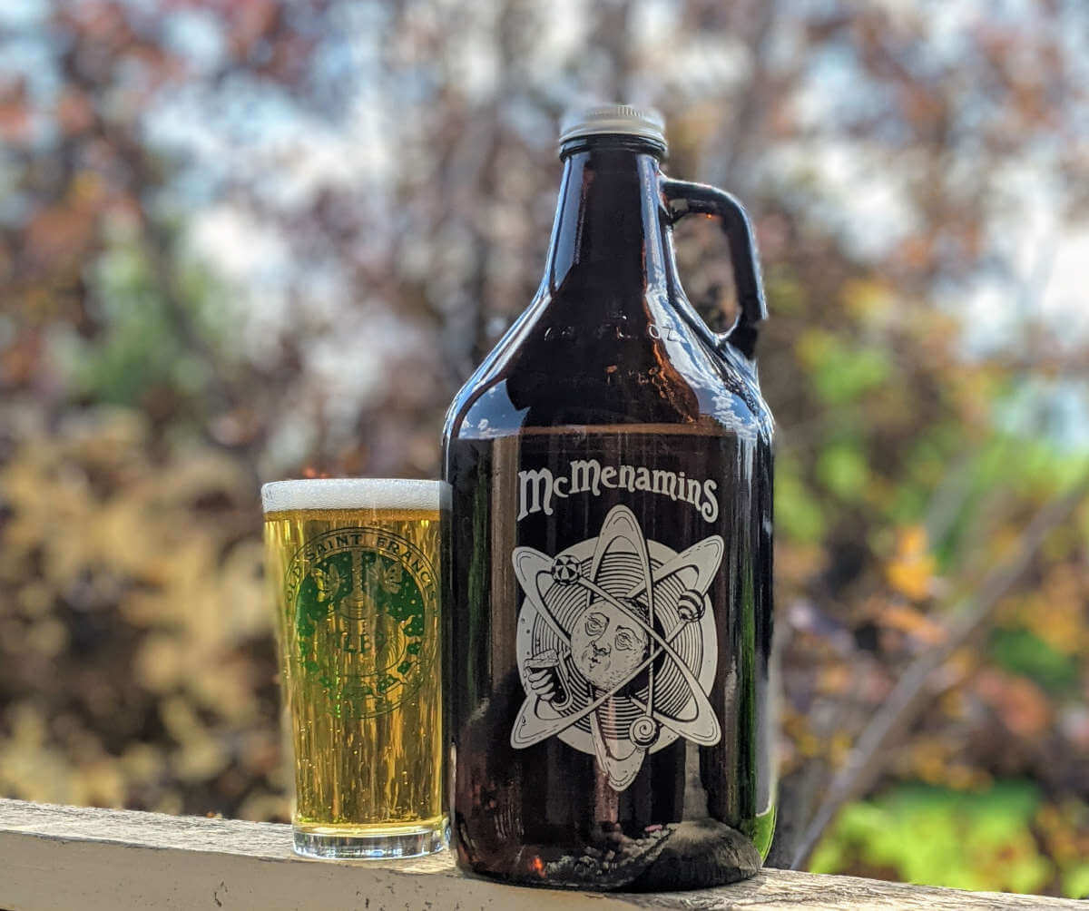 Latest print article: Touching on smoked lagers with McMenamins – The Brew Site