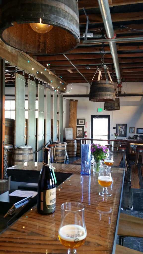 The Ale Apothecary tasting room