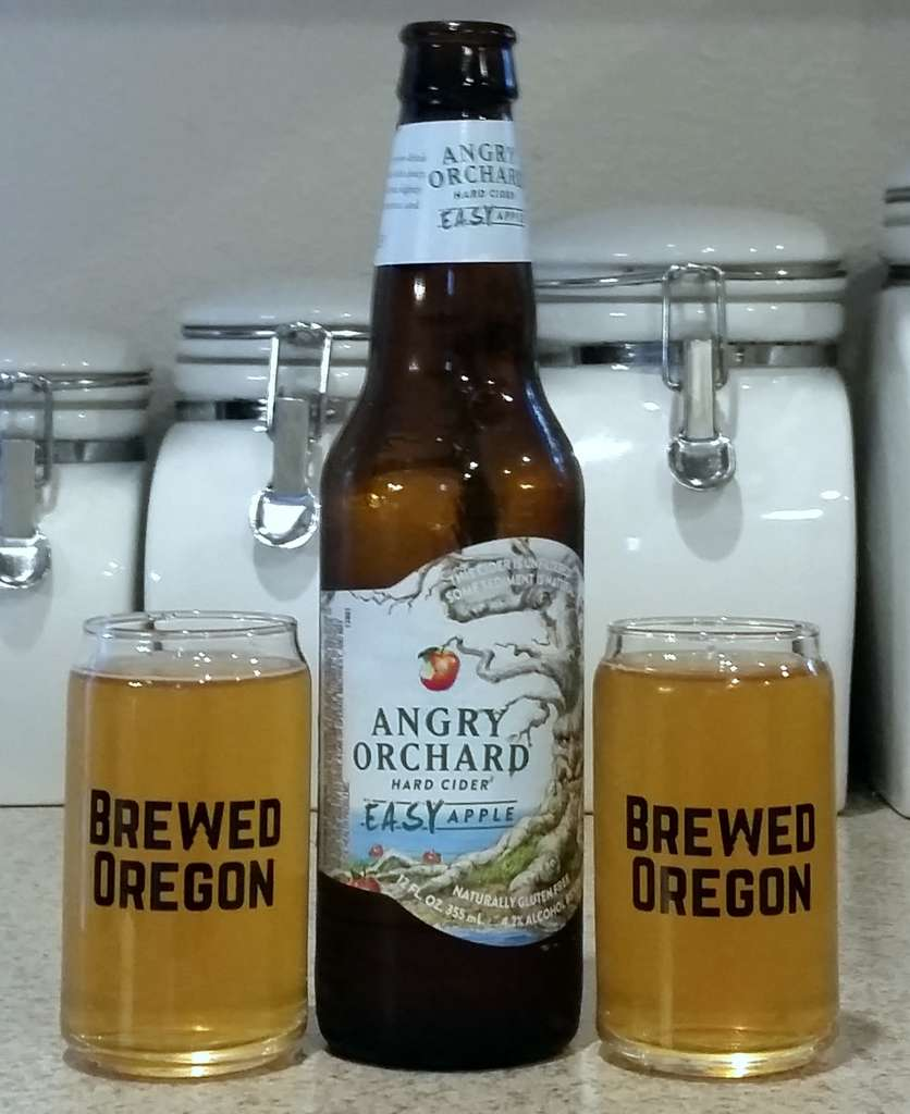Angry Orchard Easy Apple Cider