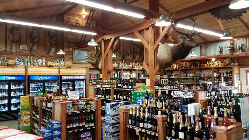 The Beverage Barn - the Cabela's of Oregon?