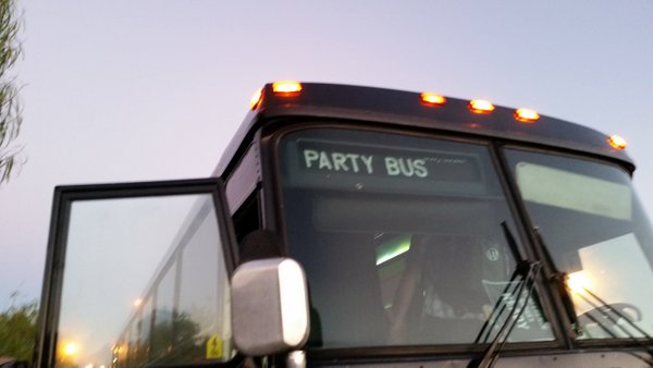 PARTY BUS!!!!