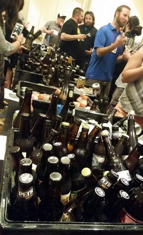 BBC 16: Night of Many Bottles