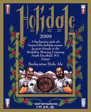 Berkshire Brewing Holidale