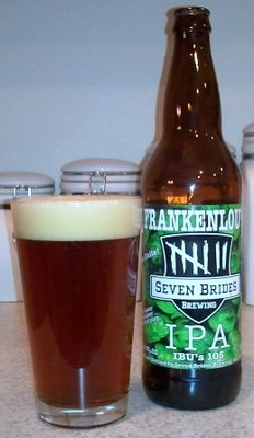 Seven Brides Frankenlou's IPA