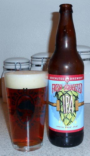 Deschutes Fresh Squeezed IPA