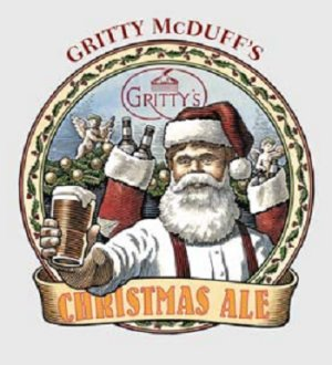 Gritty McDuff's Christmas Ale