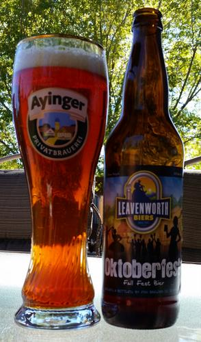 Fish Brewing Leavenworth Oktoberfest