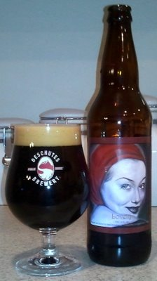 Lovely Cherry Baltic Porter from Bend Brewing Company