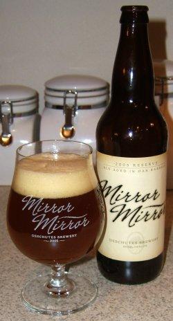 Deschutes Brewery Mirror Mirror Reserve Series Barleywine