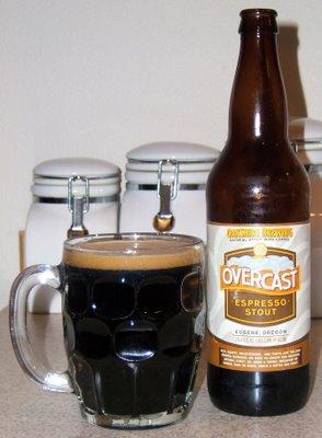 Oakshire Overcast Espresso Stout