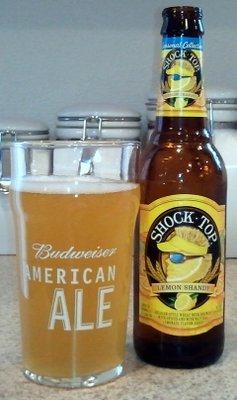 Shock Top Lemon Shandy