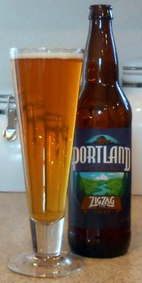 Portland Brewing Zigzag River Lager