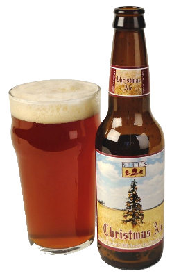 Bells Christmas Ale.Advent Beer Calendar 2014 Day 1 Bell S Christmas Ale The