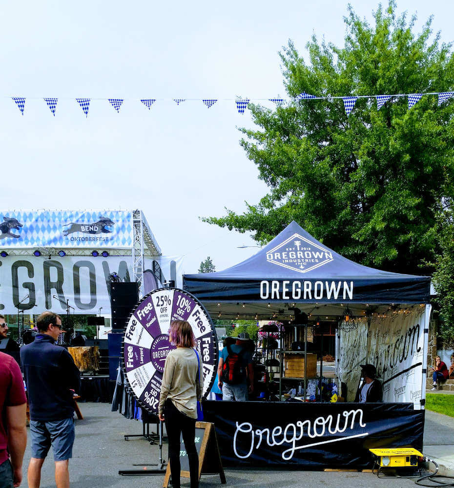 Bend Oktoberfest Oregrown