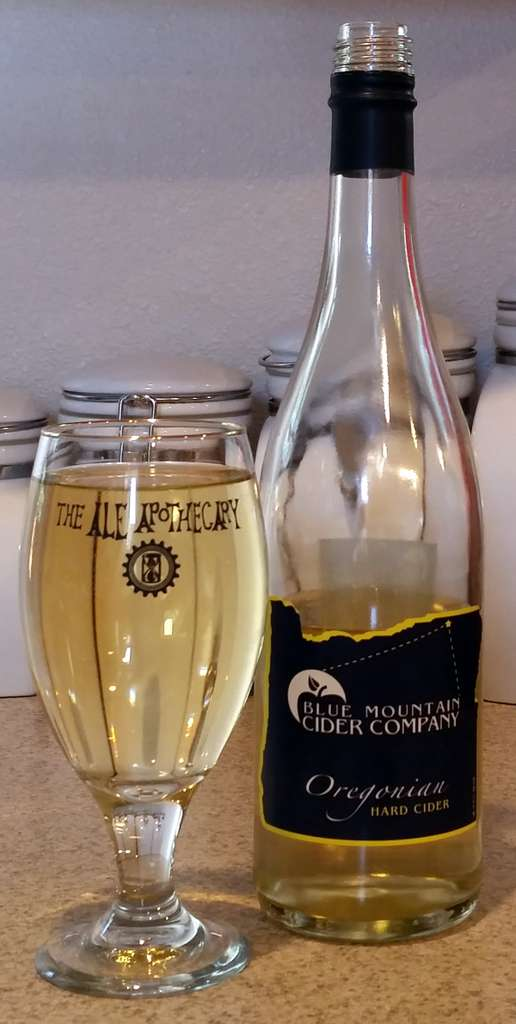 Blue Mountain Cider Oregonian Hard Cider