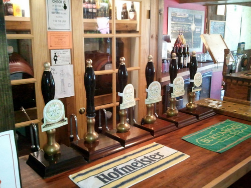 Brewers Unions taps