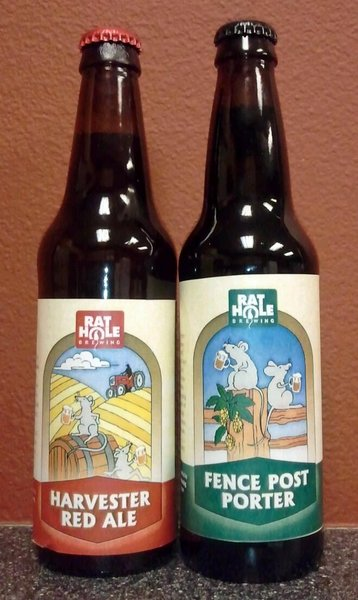 First look at Bend's Rat Hole Brewing beers