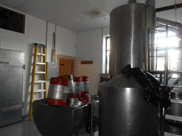 Solstice brewhouse