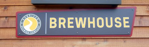 Sunriver Brewing Brewhouse