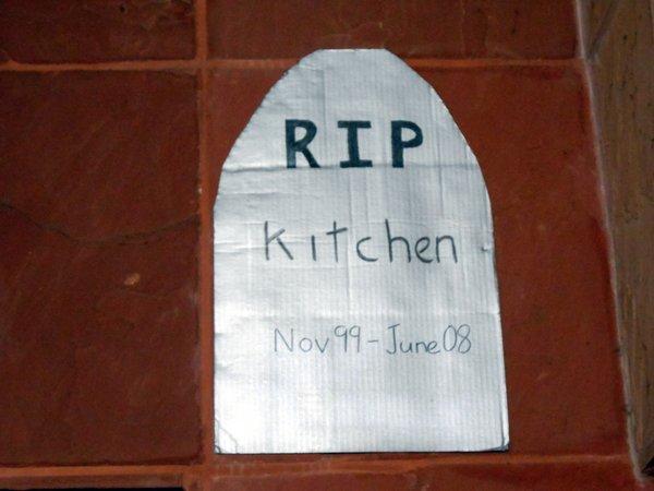 Tenaya Creek - RIP Kitchen