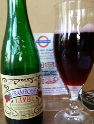 Framboise at Belmont Station