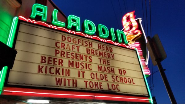 CBC: Dogfish Head and Tone Loc