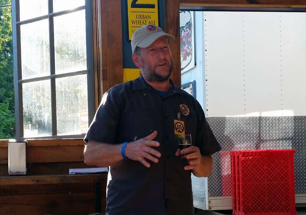 Chris Poel, Baird Beer
