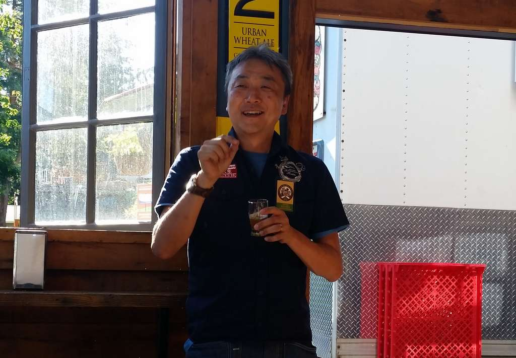 Eigo Sato, Shiga Kogen Beer