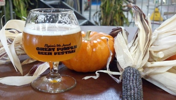 Elysian's 9th annual Great Pumpkin Beer Festival