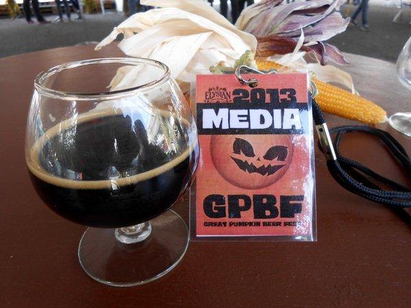GPBF media pass