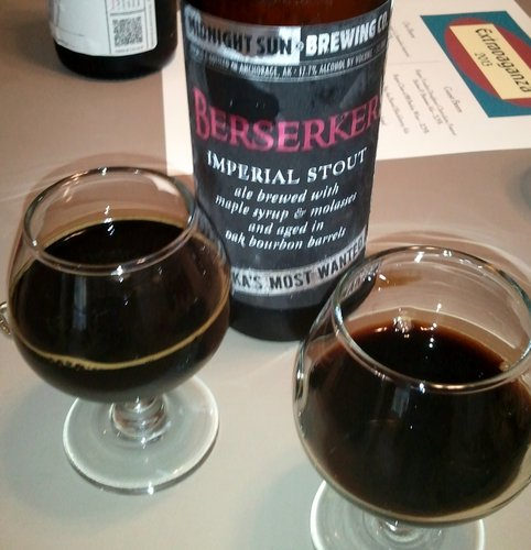 Midnight Sun Berserker Imperial Stout