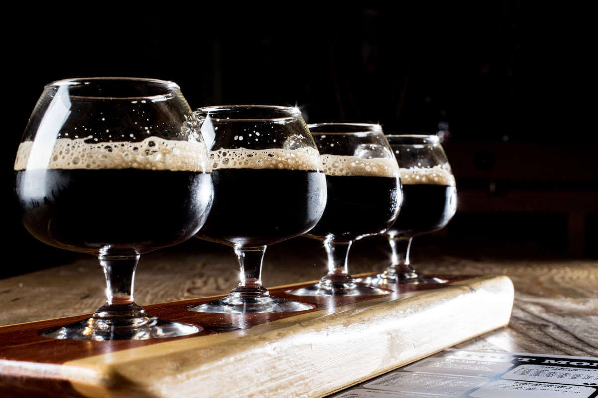 Fort George Brewery Stout Month