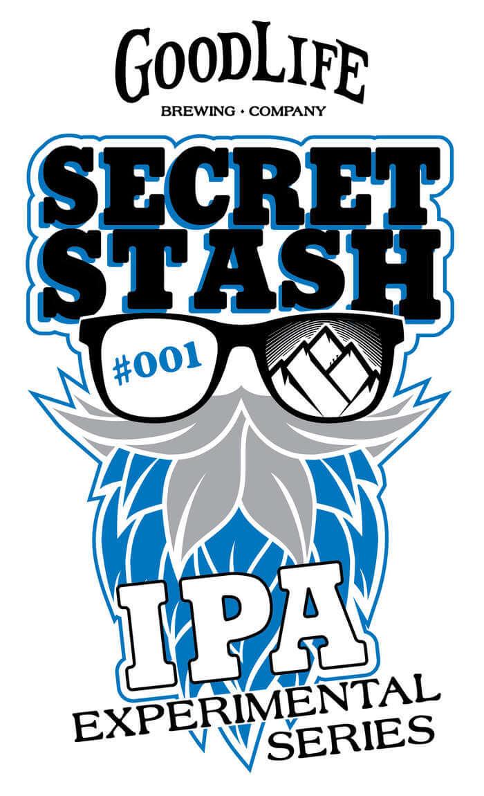 GoodLife Brewing Secret Stash IPA 001