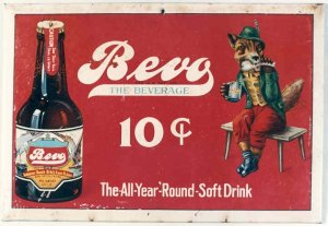Anheuser-Busch Prohibition-era soft drink: Bevo