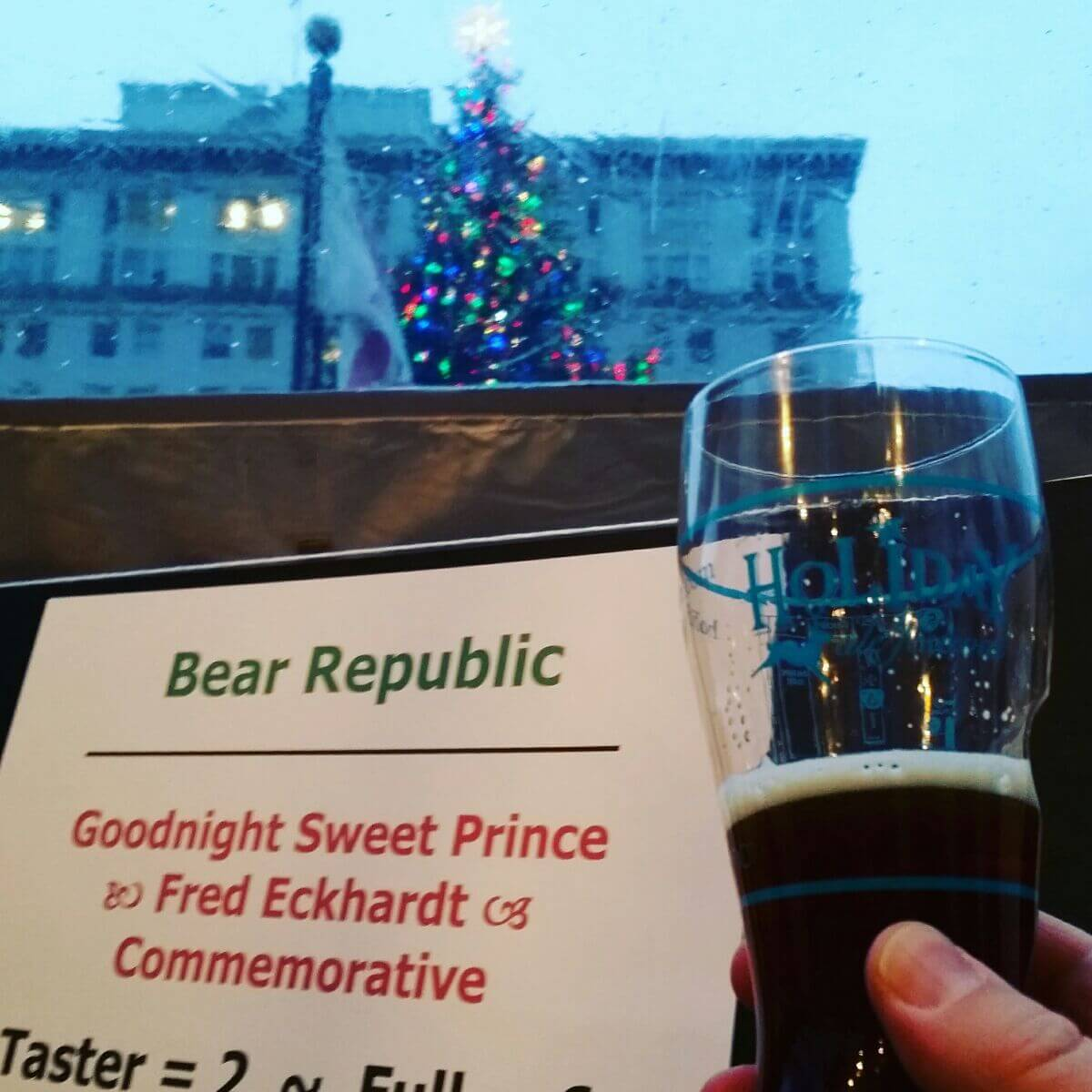 Holiday Ale Festival, Good Night Sweet Prince