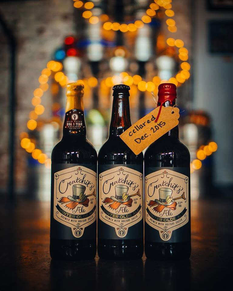 Indiana City Brewing Cratchit's Ale
