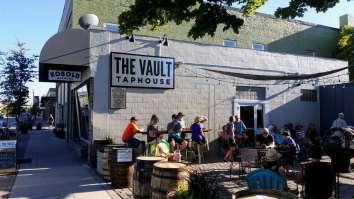 Kobold Brewing's The Vault Taproom, Redmond, Oregon