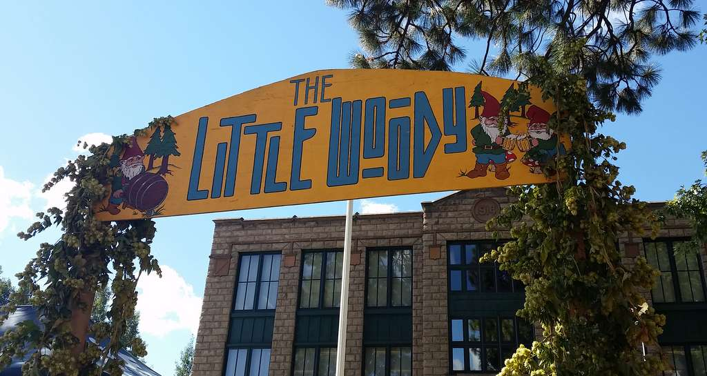 The Little Woody 2016