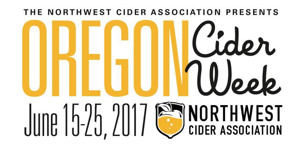 Oregon Cider Week 2017