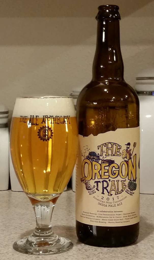 The Oregon Tr'Ale IPA