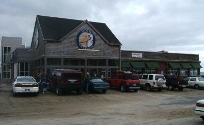 The Pelican Pub & Brewery in Pacific City, Oregon