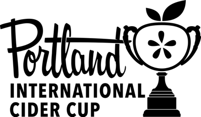 Portland International Cider Cup logo