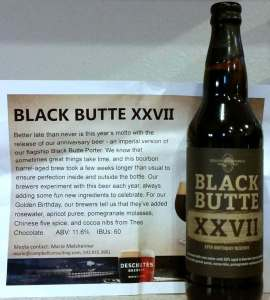 Deschutes Brewery Black Butte XXVII