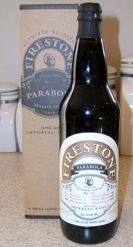 Firestone Walker Parabola Imperial Stout