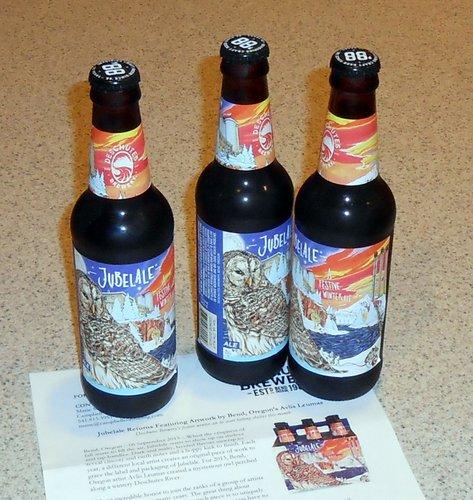 Deschutes Brewery Jubelale 2013