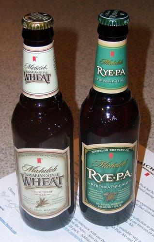 Michelob Bavarian Wheat and Rye PA