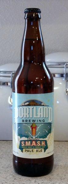 Portland Brewing Summer SMASH Pale Ale