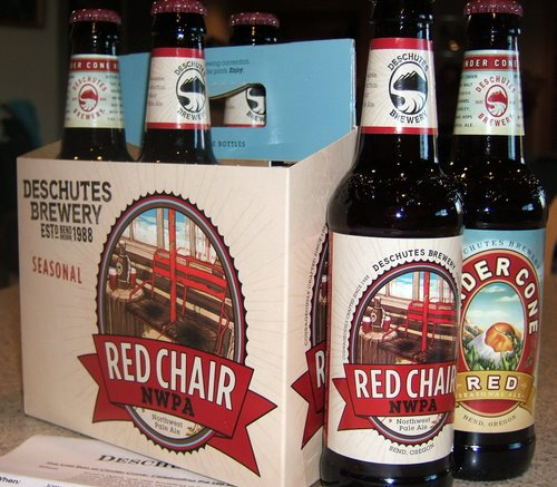 Red Chair NWPA and Cinder Cone Red