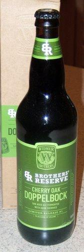 Widmer Cherry Oak Doppelbock