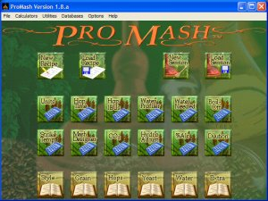 Thumbnail screenshot of ProMash
